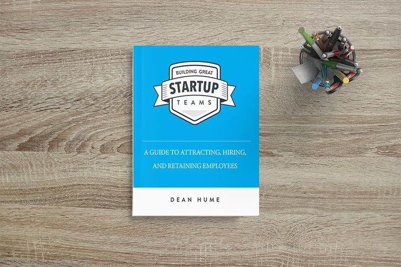 Building Great Startup Teams Cover