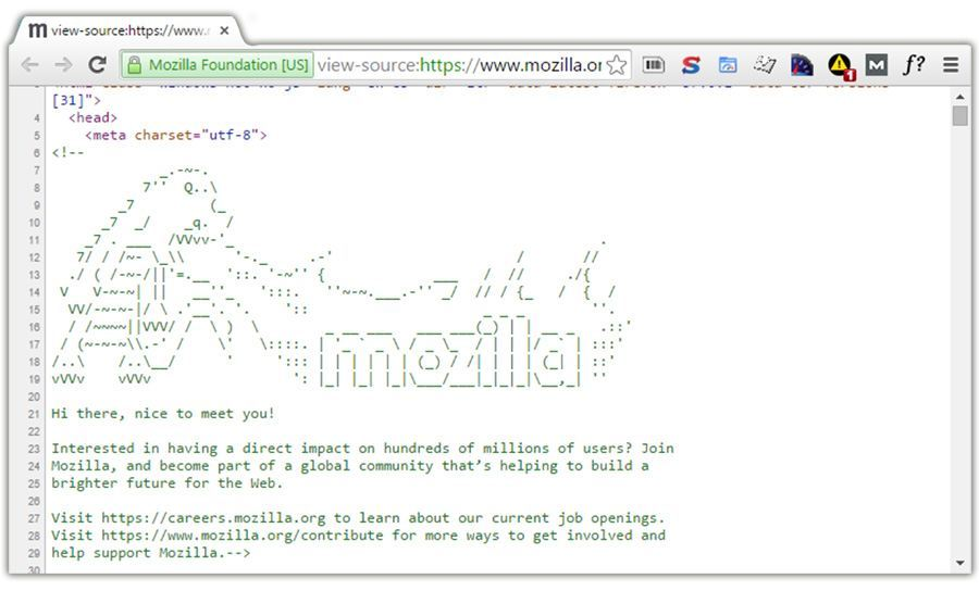 Mozilla HTML Source - DOM Animation